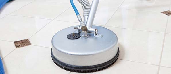 Ceramic Tiles and Grout Deep Scrubbing
