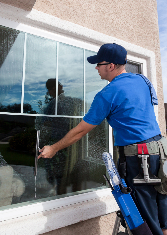 Window Cleaning Services - Ottawa Eco Pro  |Professional Window Cleaning